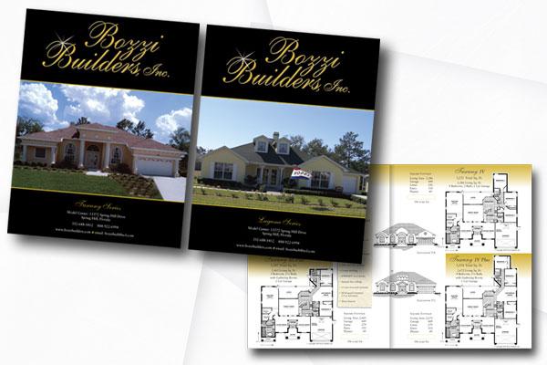 Graphic Design Bozzi Builders