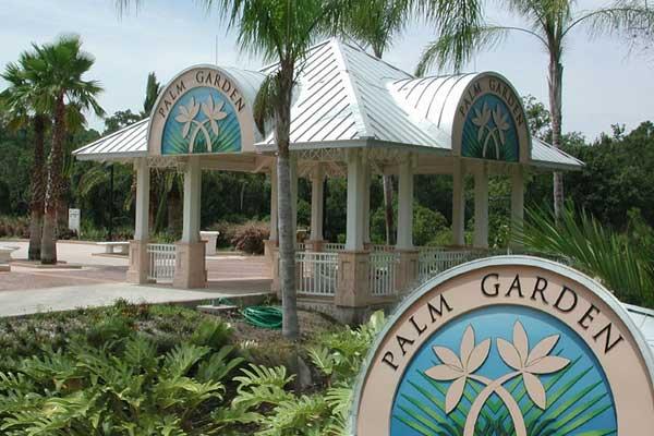 Signage Design By Zoom Design Of Largo Florida Florida Botanical Gardens In Largo Florida