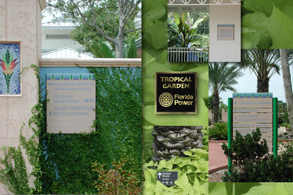 Signage Design By Zoom Design In Largo Florida Sign Types Include Directional And