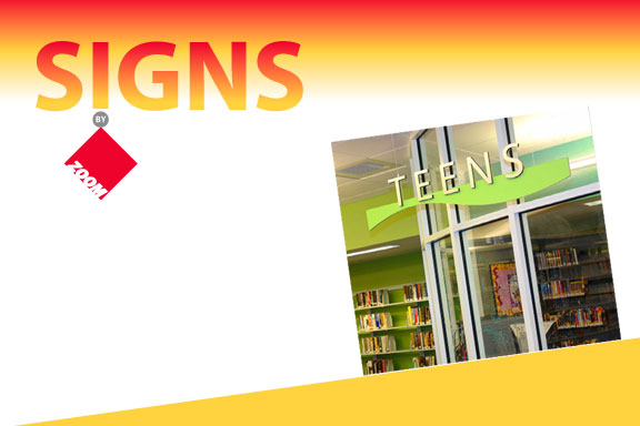 Signage - Florida International Museum, signage design